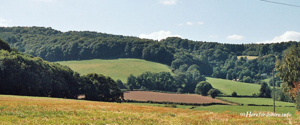 Herefordshire Hills